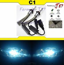LED Kit C1 60W H12 9055 8000K Icy Blue Two Bulbs Fog Light Replacement Upgrade