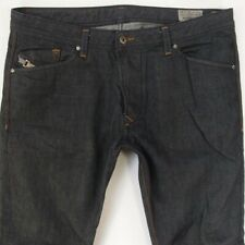 Mens Diesel DARRON 008Z8 Slim Tapered Blue Jeans W36 L32