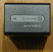 Genuine Sony NP-FH100 Li-Ion battery in very good condition