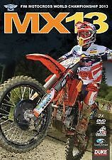 MX13 - OFFICIAL MOTOCROSS WORLD CHAMPIONSHIP REVIEW 2013 - 2 disc set DVD