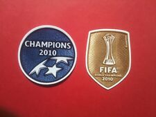 Patch Football Ligue Des Champions Inter Milan 2010