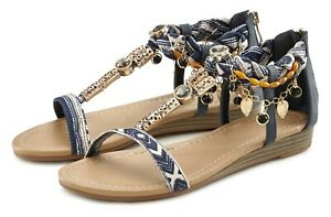 38763809/K LASCANA Sandalette mit kleinem Keilabsatz Gr.39 NEU
