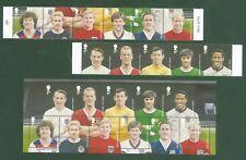 Großbritannien GB 2013 - Fussball Keegan Moore Robson Charlton Best Law Banks **