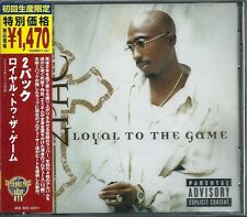 2PAC Loyal To The Game Japan CD w/obi UICY-90181