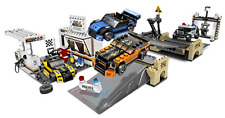 Lego 8135 Racers Tiny Turbos Bridge Chase complet à 100 % de 2007 -CG11