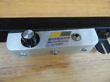 Vintage Musser Jess Oliver Ampli-Pickup for Vibraphone Model 9154 Deagan Jenco