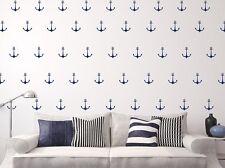 Wall Decals Anchors Set Decal Nautical Vinyl Sticker Nursery Bedroom Decor T65