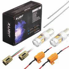 White/Amber Switchback LED Lighting Kit For Suzuki Hayabusa GSX1300R (retrofit)
