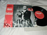 "CEDRIC DUMONT Music Cocktail 10"" LP Polydor Orchestra 1955 Oldies"