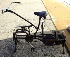 EXERCISE ELECTRIC BIKE FROM THE 50's,PICK UP IN WAUCONDA ILLINOIS