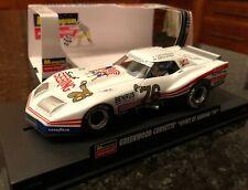 Revell Monogram Spirit of Sebring 1976 Chev Corvette Brand New Mint Scalextric