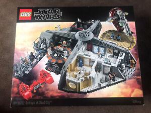 NEW SEALED LEGO Star Wars Betrayal at Cloud City Set UCS 75222 FREE SHIPPING