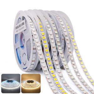 12V Super Bright 5054 LED Strip Light Commercial Lighting Flexible Tape Lamp 5m
