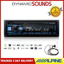 Alpine UTE-202DAB Digital Media Receiver Aux USB DAB+ Android iPhone + Aerial