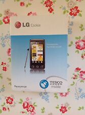 NEW   ⭐️LG COOKIE KP500⭐️Black Mobile Phone⭐️