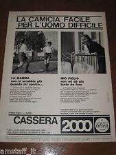 AB1=1963=CASSERA CAMICIA=PUBBLICITA'=ADVERTISING=WERBUNG=