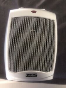 Lasko  Portable Space Heater with Adjustable Thermostat