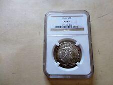 1940 50c liberty 1/2 dollar ms 65