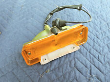 1966 67 CHEVY II NOVA Park Lamp Light Turn Signal GUIDE Lens Assembly - LH - NEW