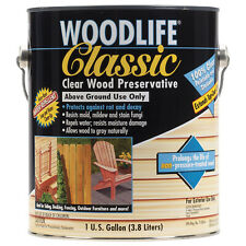 Wolman 903 WoodLife Classic Clear Wood Preservative, 1-Gallon