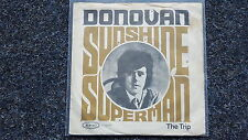 Donovan - Sunshine Superman 7'' Single Germany
