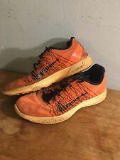 new product 3dcbf 735d8 Nike LunaRacer 3 Mens Size 10.5 Flywire Running Lunar Racer Shoes  OrangeBlack