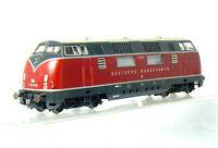 Roco 43522 H0 Dc Lourde Locomotive V 200 026 De DB,Rouge Antique,Dss ,Neuf Ovp