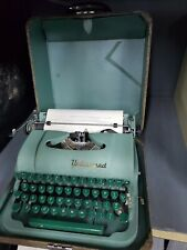 Vintage Undewood Typewriter with Case