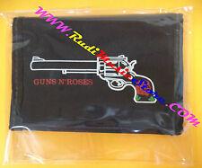 PORTAFOGLIO Wallet GUNS N'ROSES NERO BLACK 10x14 cm no *cd dvd lp mc vhs