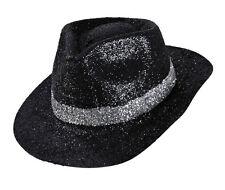 GLORIA GANGSTER Cappello NUOVO - Carnevale Cappello berretto copricapo