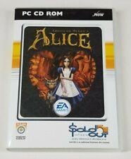 American McGee's Alice - PC CD ROM