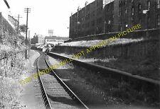 Bonnington Railway Station Photo. North Leith to Powderhall and Trinity. (1)