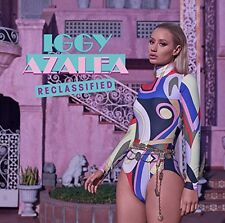 Reclassified - Iggy Azalea (2014, CD NEUF) Explicit Version