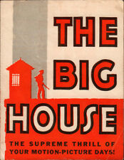 The Big House Original 1932  Movie Herald starting Chester Morris Wallace Berry