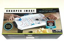 Sharper image Air Powered Desk Top Hockey - NEW! Table Desktop Games