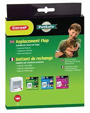 Staywell PetSafe Replacement Spare Cat Door Flap Deluxe 300 400 500 11450