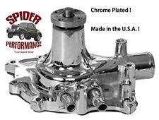 1965-1973 Ford 289 302 351W CHROME water pump 289 302 351W water pump