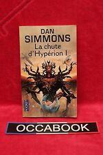 La chute d'Hypérion I - Dan SIMMONS - Livre - Occasion