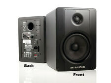 M Audio BX5 D2 Studio Monitor 70W Bi Amplified Recording Sound Speaker - Single