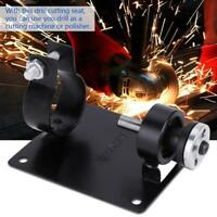 Electric Drill Cutting Stand Holder Seat Bracket fr Stable Cutting Polishing Hot