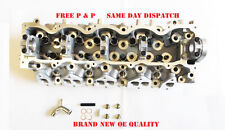 Engine Cylinder Head Bare Ford Ranger Mazda Bongo B2500 Friendee Frieda 2.5TD WL