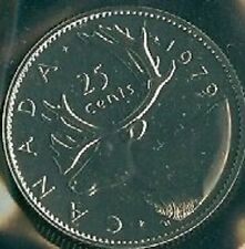 1979-PL Proof-Like Quarter 25 Cent '79 Canada/Canadian BU Coin Un-Circulated