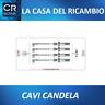 KIT CAVI CANDELA - LANCIA THEMA 2.0 Turbo 16V -  Dal 1988 >