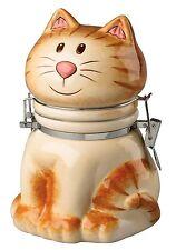 Boston Warehouse Cat Hinged Jar Sitting Pretty
