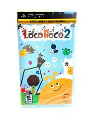 Loco Roco 2 PSP Brand New Factory Sealed