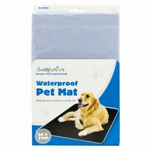 Waterproof Pet Mat Cover Dog Blanket Car Seat Protector Cat - Ideal For Travel