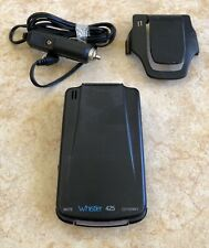Whistler 425 Radar Detector with Clip & Power Cord - Free Shipping!