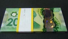 2015 Canada Gem UNC $20 commemorative Queen's historic reign polymer Bank Notes