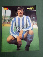 KEN BEAMISH - BRIGHTON PLAYER-1 PAGE MAGAZINE PICTURE- CLIPPING/CUTTING