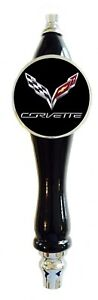 Chevy Corvette Beer C7 Tap Handle tapper part emblem Kegerator knob sign